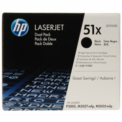 Картридж HP LJ P3005/M3027/M3035 (max) DUAL PACK