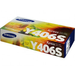 HP CLP-365,SL-C410W/C460W, CLX-3305/3305FN yellow (1 000стр), CLT-Y406S/SEE - Фото №1