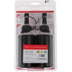 TN-310: Заправочный комплект для картриджа Pantum PC-310 P3100/3200 (2*3000стр; 2тонера + 2чипа)