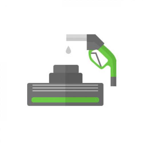Заправка картриджа SAMSUNG CLP-510D2C-Z