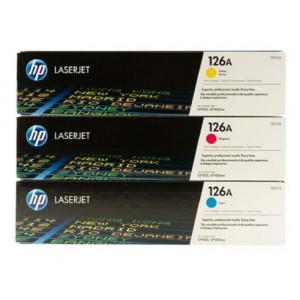 Заправка картриджа HP LJ Pro M126