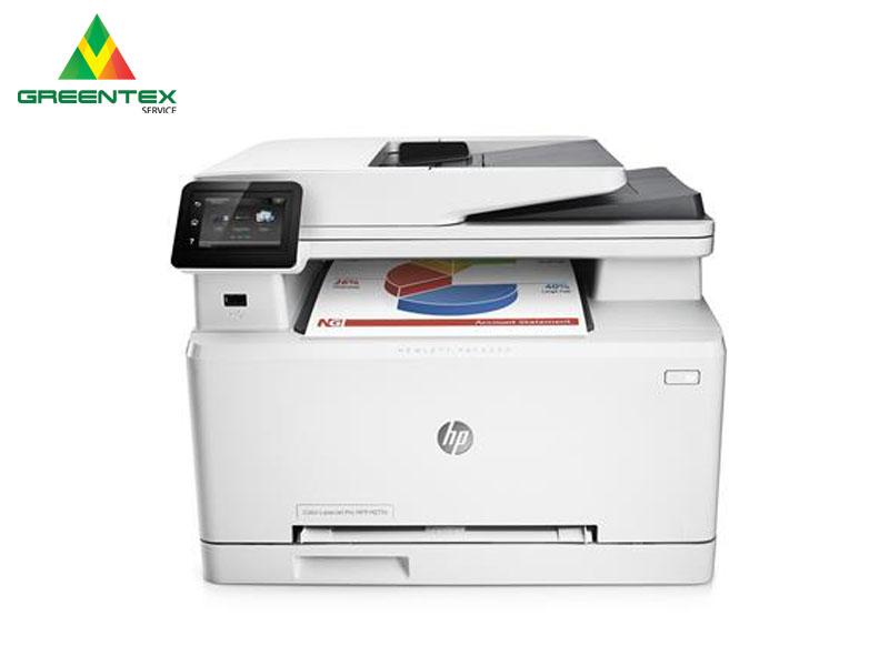МФУ А4 цв. HP Color LJ Pro M277