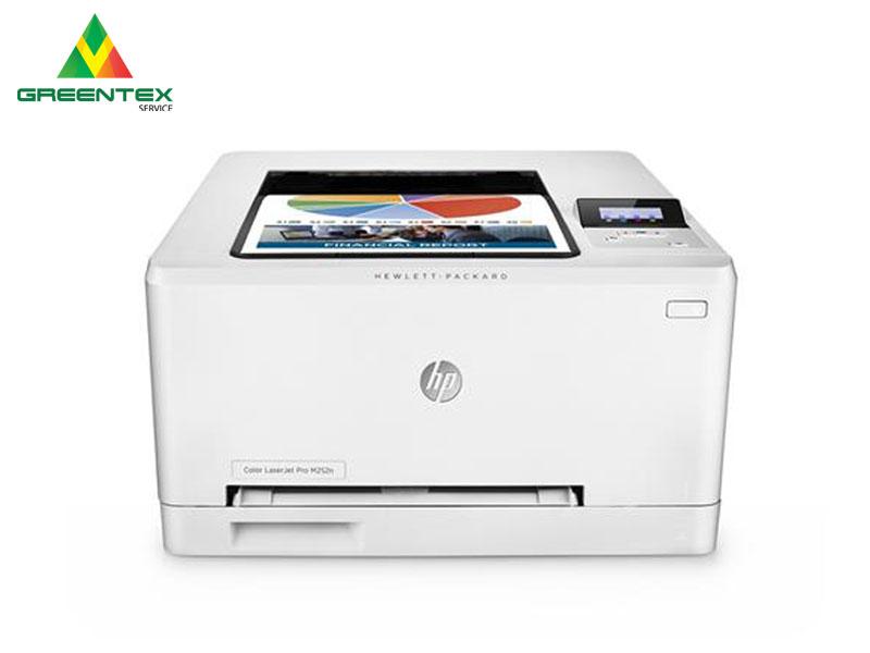 Принтер А4 HP Color LJ Pro M252